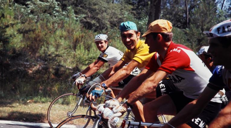 Eddy Merckx, Tour de Francia