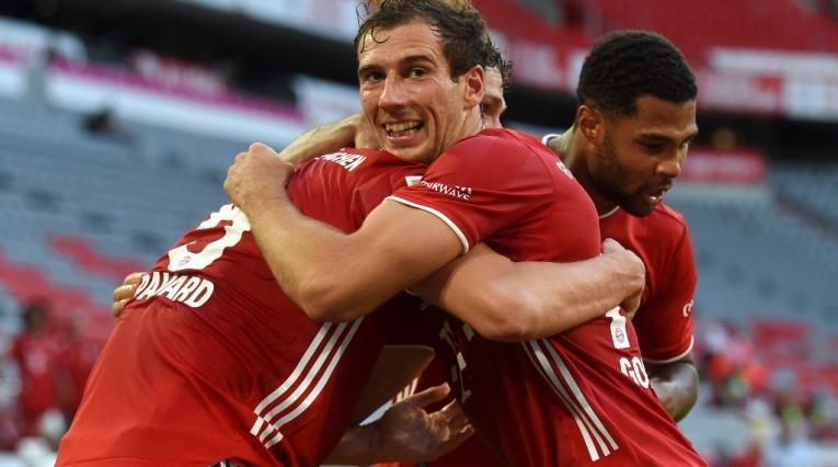 Bayern Munich vs Gladbach - Bundesliga