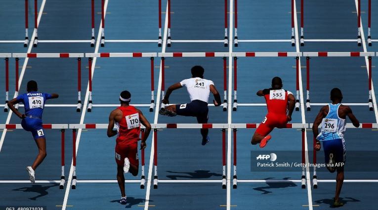 Mundial juvenil de atletismo