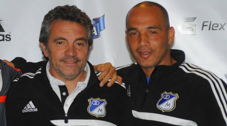 Juanma Lillo y Mayer Candelo