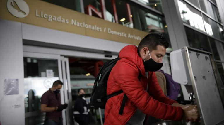 Aeropuertos en Colombia