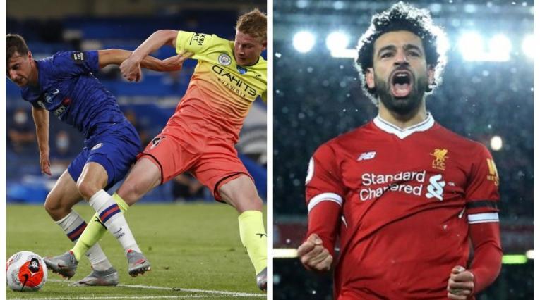 Liverpool campeón, Premier League