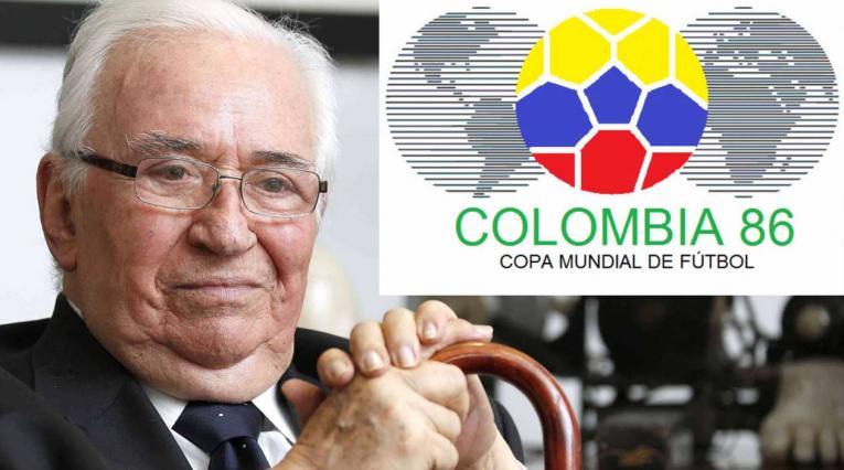 Belisario Betancur, expresidente de Colombia