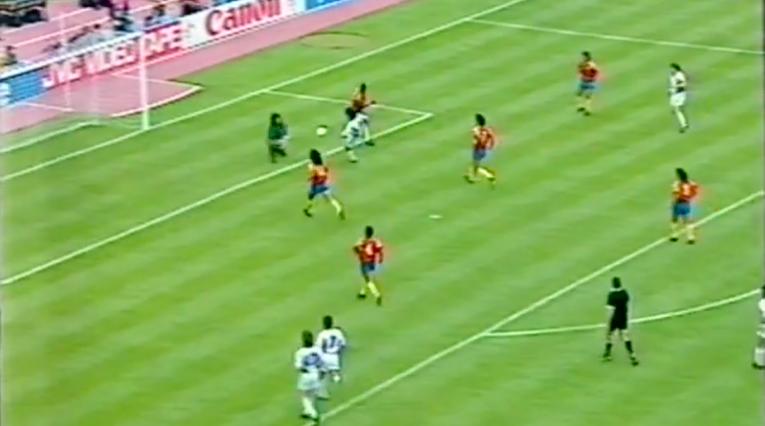 Colombia vs Yugoslavia, Italia 90