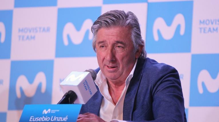 Eusebio Unzué, Movistar