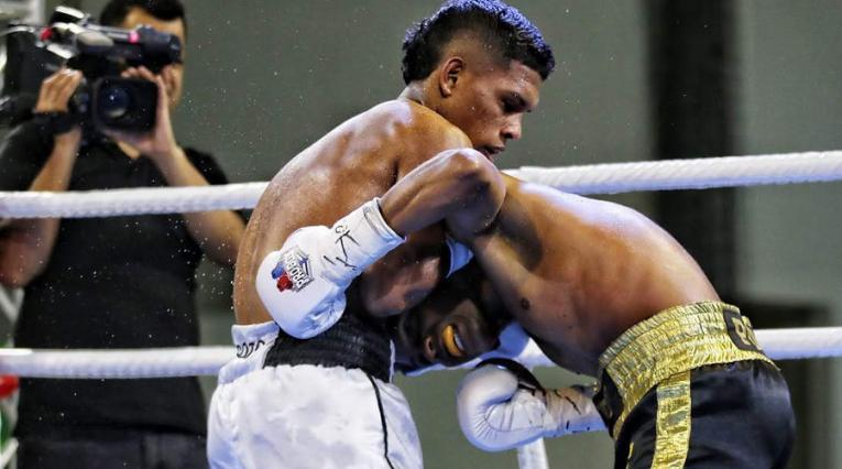Boxeo en Colombia