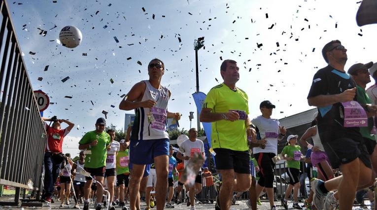 Deporte colombiano, Media Maratón de Cali