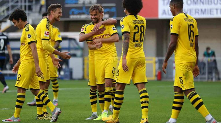Borussia Dortmund, equipo alemán