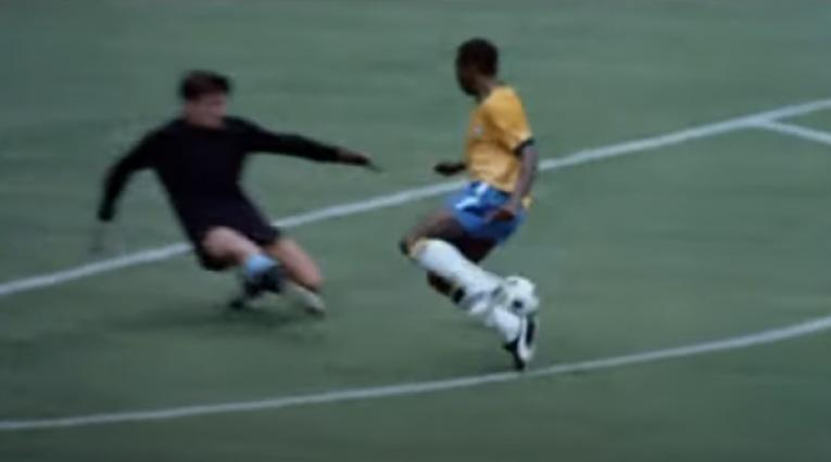 El gol que no fue de Pelé