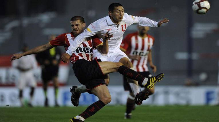Estudiantes Vs. Liga de Quito