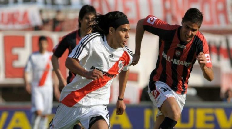 Falcao en River Plate