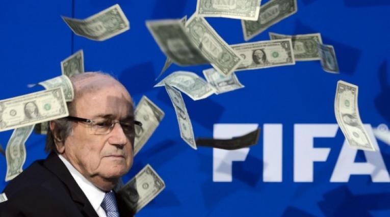 Joseph Blatter, expresidente de la FIFA