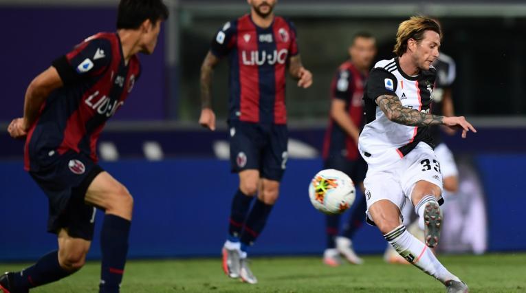 Juventus Vs. Bolonia - Serie A