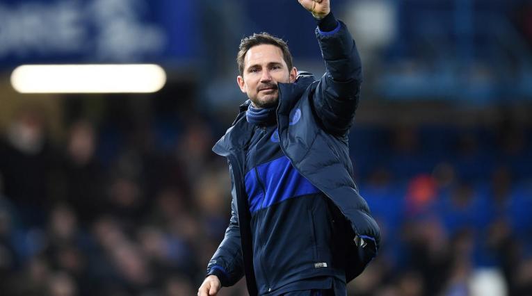 Chelsea - Lampard