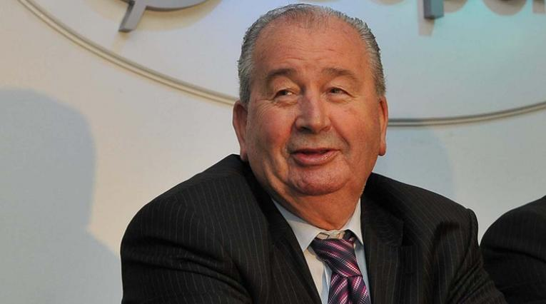Julio Grondona, expresidente de la AFA
