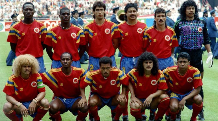 Selección Colombia, Italia 90