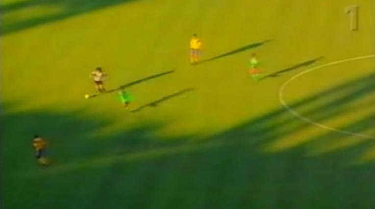 Colombia vs Camerún, Italia 90