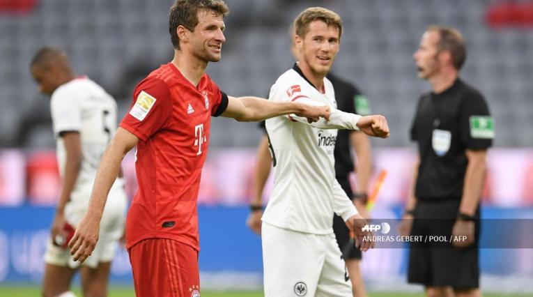 Bayern Múnich, Copa de Alemania