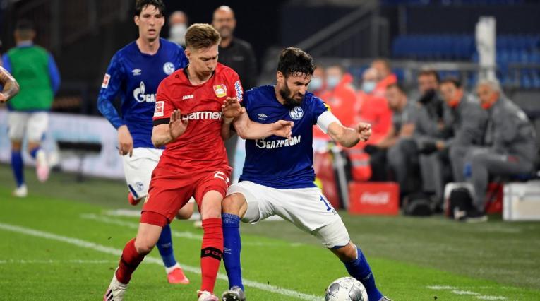 Schalke 04 vs Bayer Leverkusen - Bundesliga