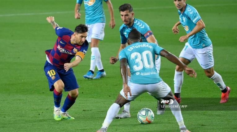 Barcelona 2020 - Liga Española