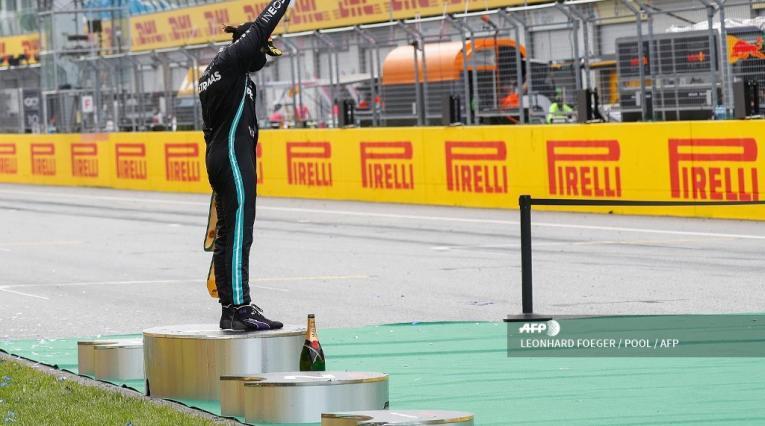 Lewis Hamilton - Austria 2020