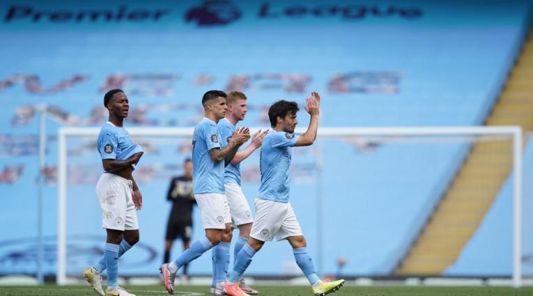 Manchester City en la Premiere League