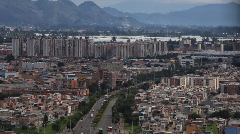 Bogotá, pico y placa