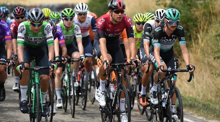 Vuelta a Burgos etapa 1