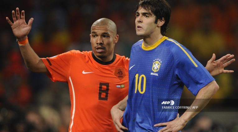 Brasil vs Holanda, Sudáfrica 2010