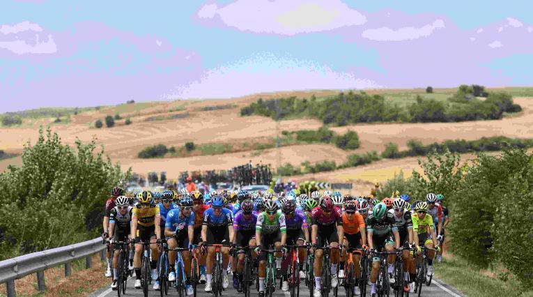Vuelta a Burgos 2020 etapa 1