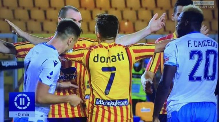 Lecce vs Lazio - Serie A