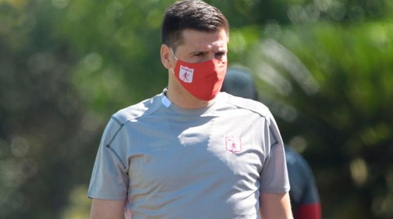 Juan Cruz Real, nuevo técnico del América