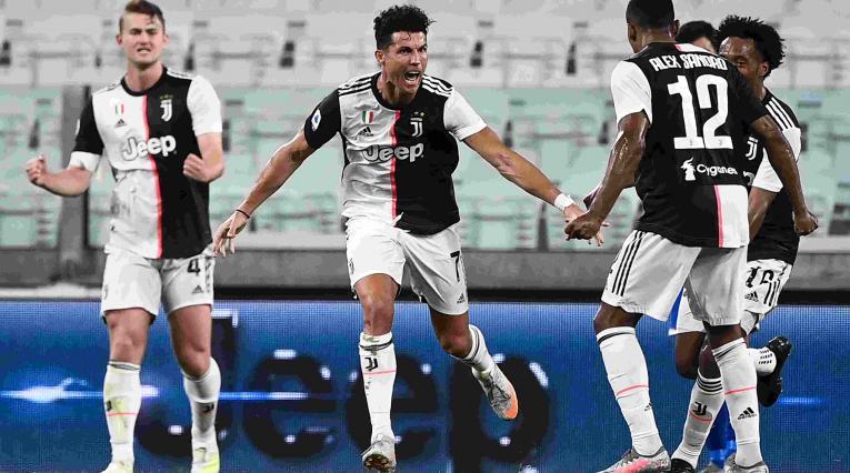 Juventus se proclama campeón de Italia por novena vez consecutiva