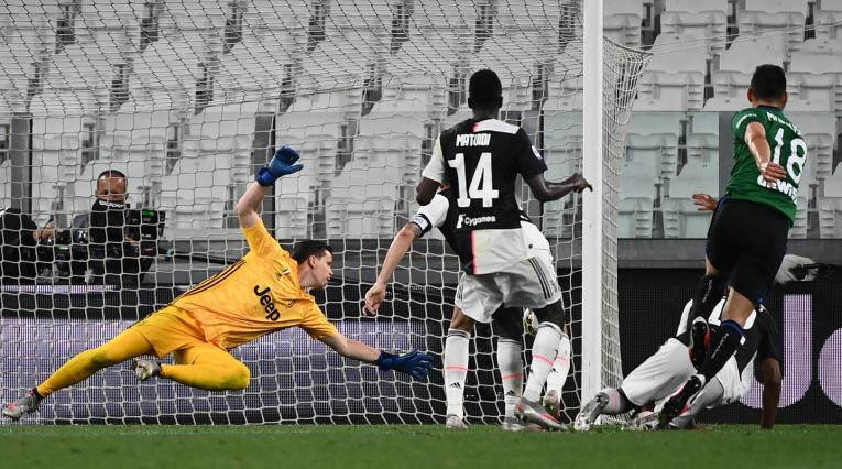 Juventus Vs. Atalanta - Serie A