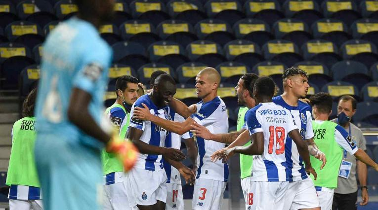Porto ganó en Portugal