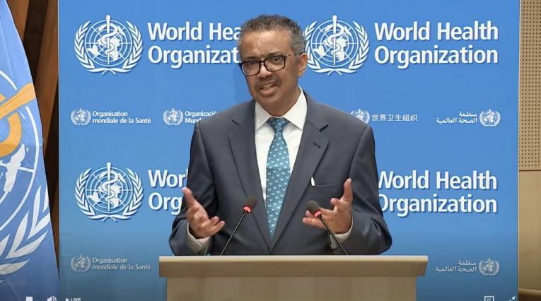Organización Mundial de la Salud, OMS