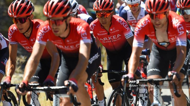 'Supermán' López habla de su estado físico tras primera etapa del Dauphiné