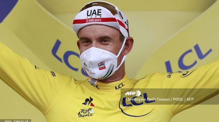 Alexander Kristoff, ciclista del UAE