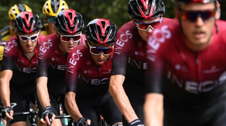 Tour de Francia, Egan Bernal, Ineos