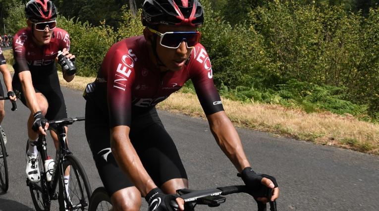 Egan Bernal, Criterium del Dauphiné