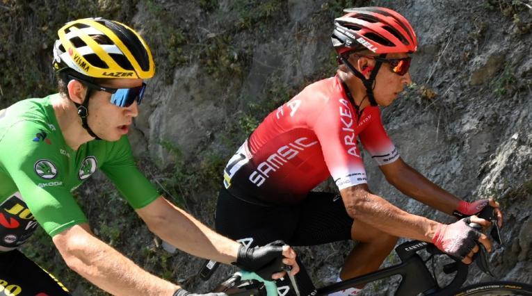 Nairo Quintana, Arkea, Critérium del Dauphiné