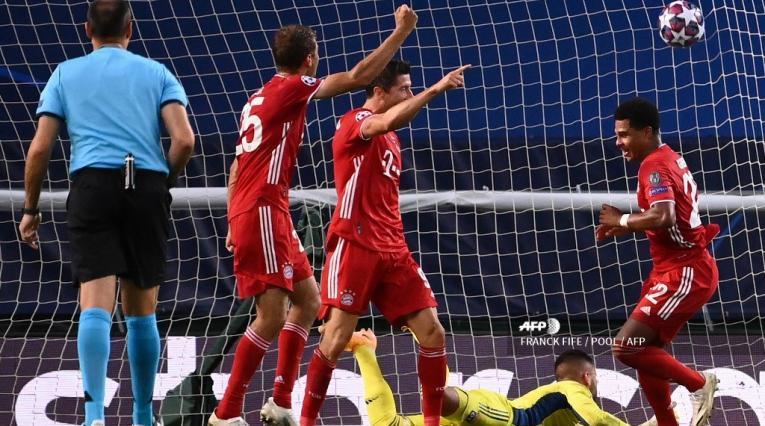 Bayern Munich - Champions League