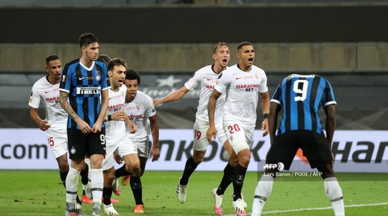 Sevilla vs Inter - Europa League