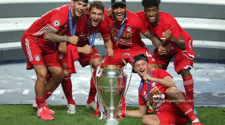 Bayern Munich - Champions League 2020