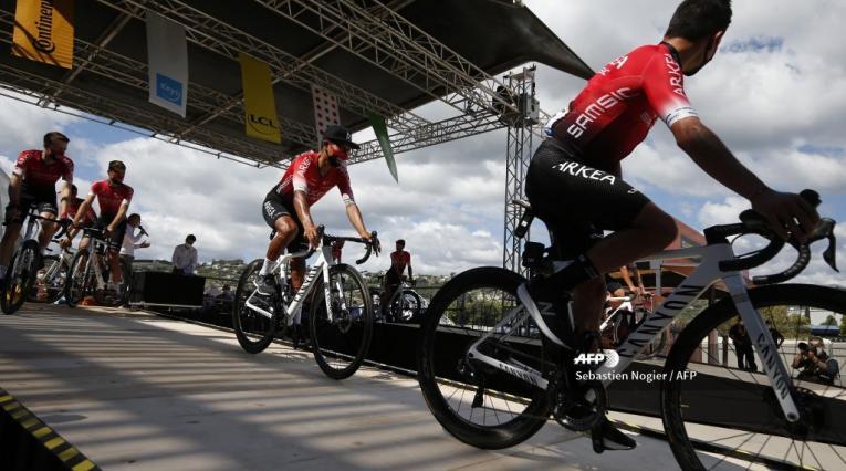 Nairo, Arkea - Tour de Francia 2020