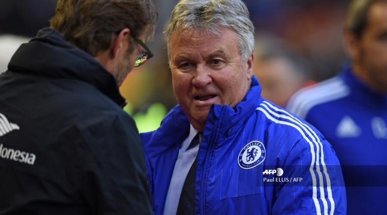 Guus Hiddink, Chelsea