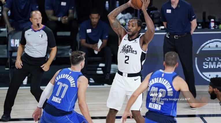 Kawhi Leonard, LA Clippers