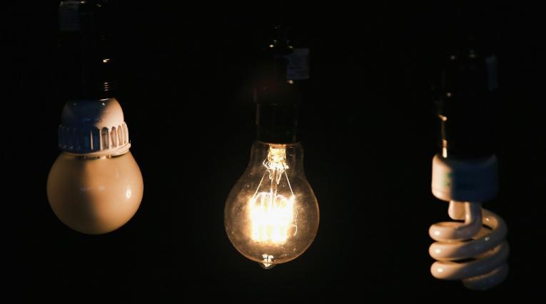 Cortes de luz en Bogotá
