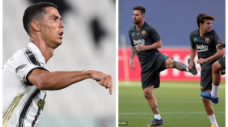 Cristiano Ronaldo / Barcelona