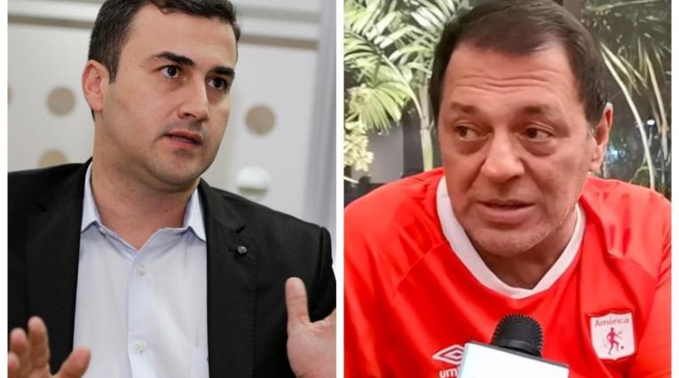Juan David Pérez y Tulio Gómez